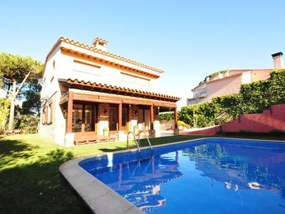 Photo for Club Villamar - Precious villa, very spacious, a perfect election to enjoy  an unforgettable holiday with your family