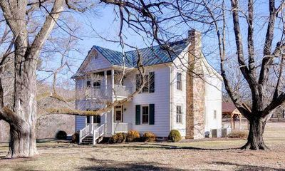 Photo for Modern farmhouse at Meadow Lane - 500 acres along Jackson River - Peace, Love, Trout!