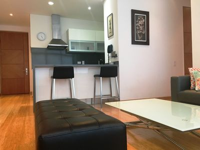 Photo for Modern 2 Bedroom Apartment - PARQUE VIRREY