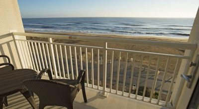 Photo for Ocean Sands Resort with a nice Oceanfront Balcony