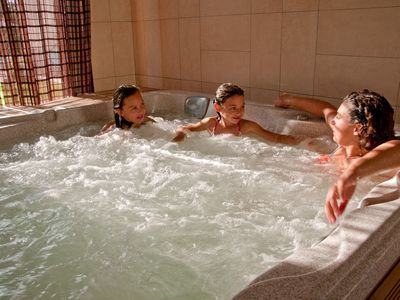 Photo for Cottage decharme with private indoor spa and pool between ocean and Puy du Fou