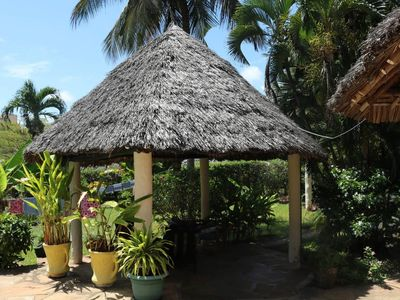 Photo for Luxury Diani Beach Villa with pool & chef