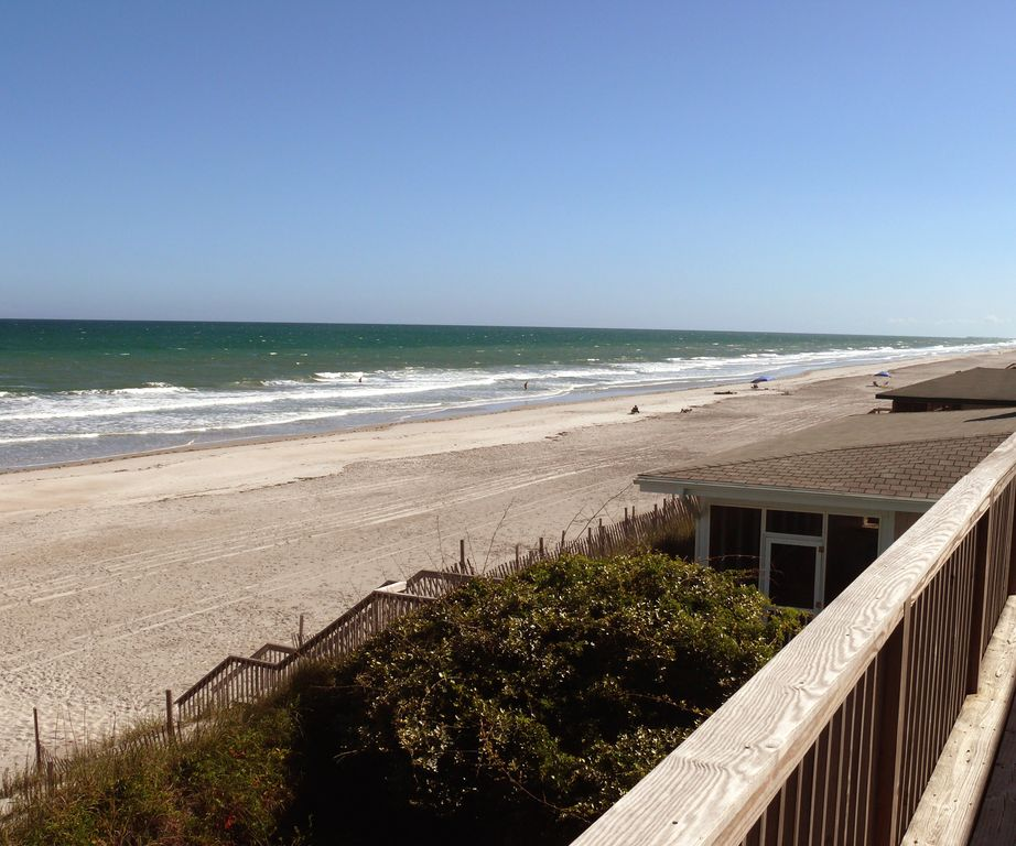 Oceanfront Topsail Beach! SPECIAL: $750 Off Rate Week Of
