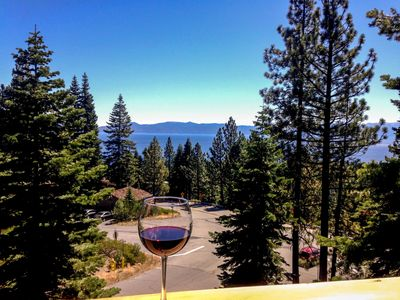 Photo for Tahoe Home With A Lake View