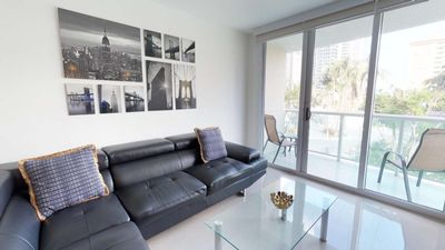Photo for Spectacular 3 BR on Sunny Isles - Three Bedroom Apartment, Sleeps 6