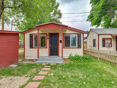 Photo for Dog-friendly home w/ shared firepit - close to downtown attractions!