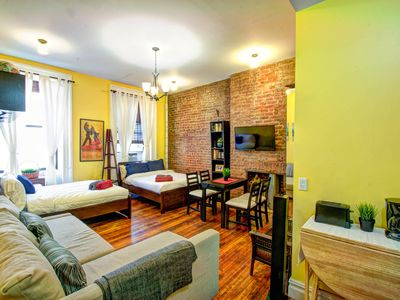 Photo for Nice Apartment Manhattan - One Bedroom Apartment, Sleeps 6
