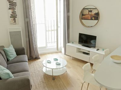 Photo for Charming 73m2, 3 bedrooms, with small terrace