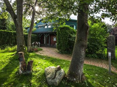 Photo for Holiday house with 5 apartments and communal area - Landhaus Brenner Alt Güstelitz