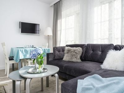 Photo for Cosy one-bedroom apartment next to Neptun Fontaine