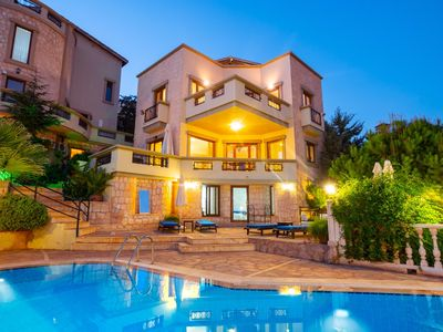 Photo for BEAUTIFUL DUPLEX 3 BEDROOM VILLA WITH SEA VIEW