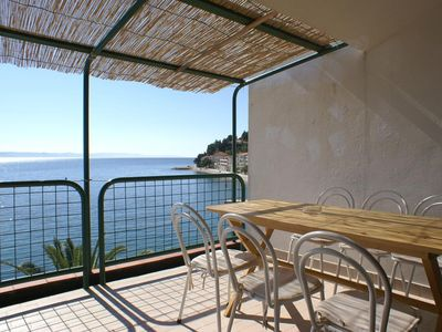 Photo for Three bedroom apartment near beach Podgora, Makarska (A-5241-a)