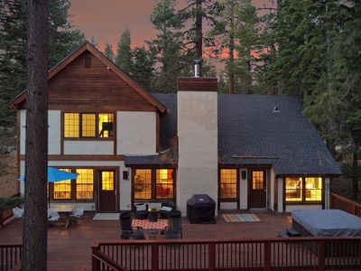 Photo for Modern Family-Friendly Home/Tahoe City/next To Nordic Trails, Lake And Resorts