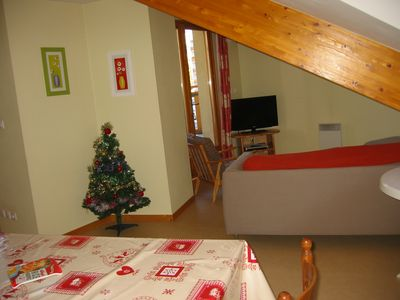 Photo for 3BR Apartment Vacation Rental in Les Deux-Alpes, Auvergne-Rhône-Alpes