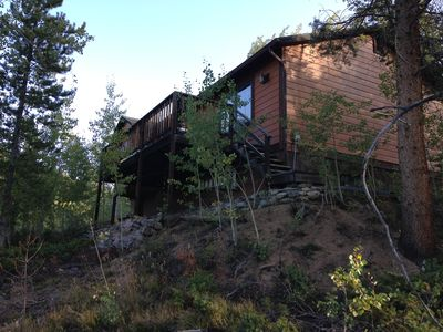 Photo for Cozy Cabin In The Aspens Family Friendly And Close To All Outdoor Activities!