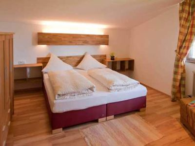 Photo for Family Suite with Breakfast, Balcony and Mountain View, 2 BR - Hotel Garni Leithner