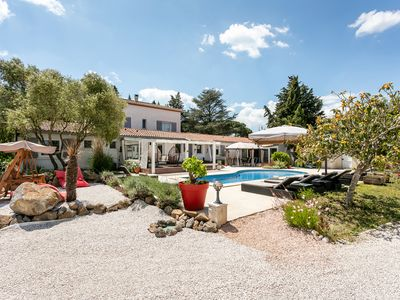 Photo for Mas with pool 4 Bedrooms for 8 people at Grau D'Agde