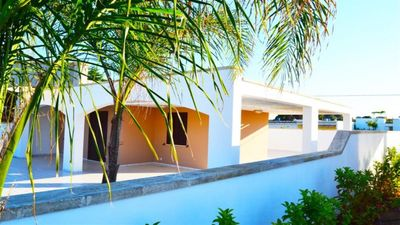 Photo for NEW VILLA 30 METERS FROM THE BEACH