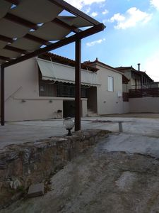 Photo for Beautiful country house with courtyard in the center of village, pet friendly