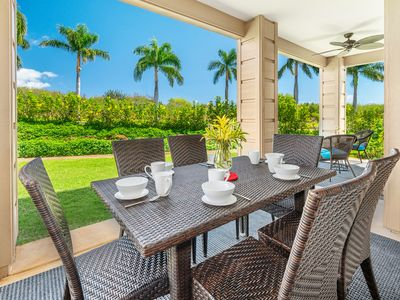 Photo for Convenient Ground Floor - 3H Pili Mai at Poipu- Sleeps up to 6