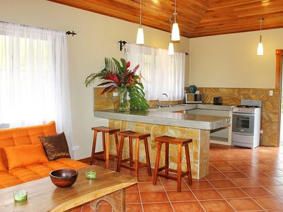 Photo for Awesome VILLA ! Close to beach. Private access to Waterfall. Enjoy & Relax !