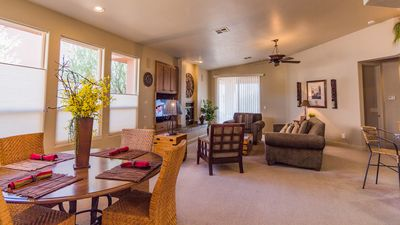 Photo for Pool is Open! PRIVATE GATED QUIET ENTRADA HOME NEAR SNOW CANYON AND TUACAHN