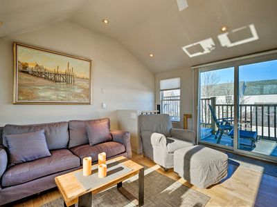 Photo for NEW! Bayfront Provincetown Condo on Commercial St!