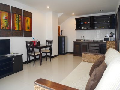 Photo for 1-Bedroom With Kitchen Apartment C