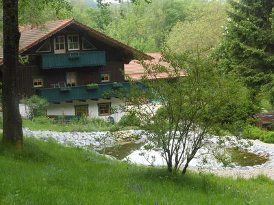Photo for Top House in a secluded location near the ski slope and St. Englmar / Kollnburg