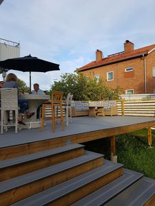 Photo for Apartment 2rok with balcony in central Gävle with access to large terrace.