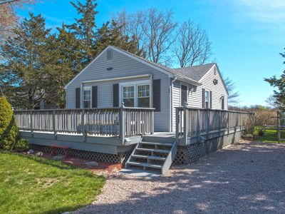 Photo for Quaint Westerly Cottage Walking Distance To The Beach