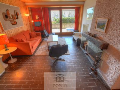 Photo for Apartment with entrance corridor, 1 bedroom with 4 single beds, 1 bathroom/WC and 1 separate WC. Liv