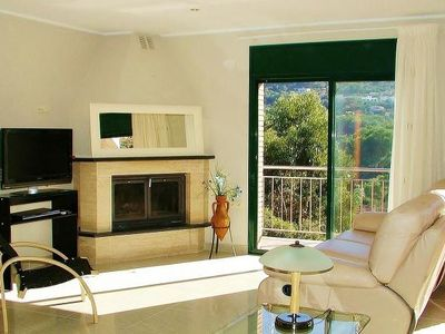 Photo for Spacious villa with pool just minutes from the beach