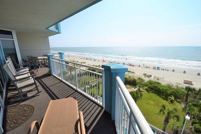 Enjoyable Huge 5 Bedroom Oceanfront Condo Huge Balcony Amazing Views 3 Pools Jacuzzi Myrtle Beach Home Interior And Landscaping Ologienasavecom