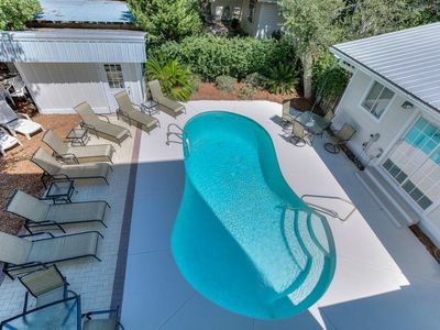 Photo for Bella Vista, 7/26-8/2 Just Opened! 6BR, Sleeps 16, Private Heated Pool, Amazing Gulf Views, Easy ...