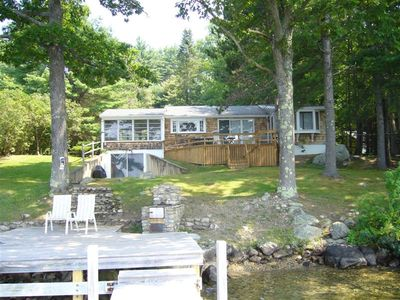 Photo for 3 Bedroom Winnipesaukee SW Exposure Beautiful Views