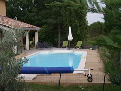 Photo for House 170m² with swimming pool near Toulouse (4 or 5 bedrooms possible)
