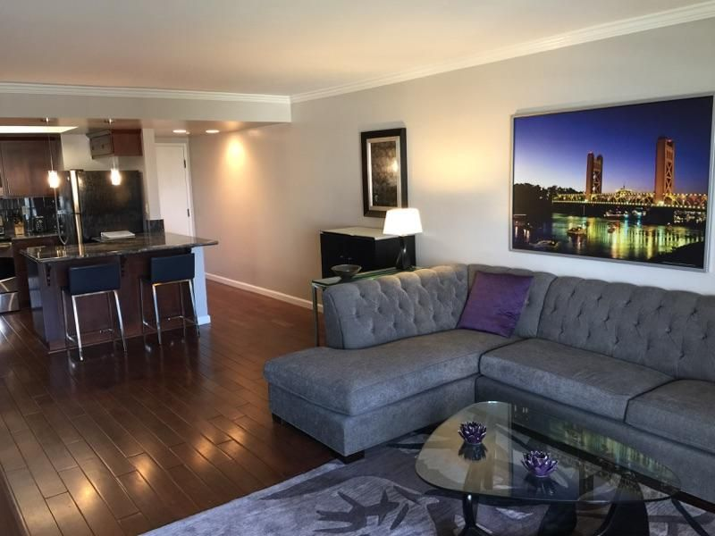 Luxury Executive Rental in Downtown Sacramento