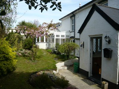 Photo for 3BR Cottage Vacation Rental in Hele Bay, Ilfracombe