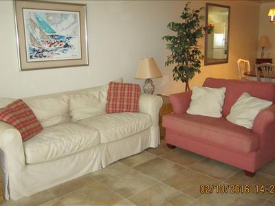 Photo for Beach Front Fun- A34- 2 Bed 2 Bath Waterview