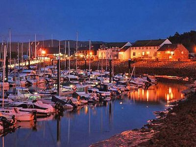 Photo for NO15 CONWY MARINA NO PETS WIFI BEACH