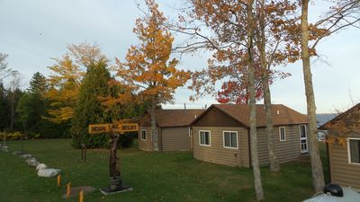 #4-RELAX and enjoy our Cabins on the Lake
