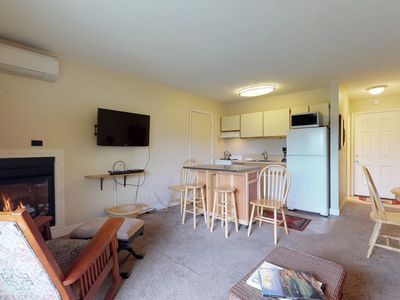 Photo for NEW LISTING! Cozy riverside getaway near parks, river access, breweries, & more