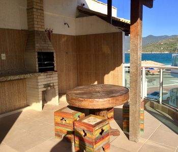 Photo for Beautiful Penthouse TerracePrivate BBQ, AR, Cable TV, WiFi, Beach View