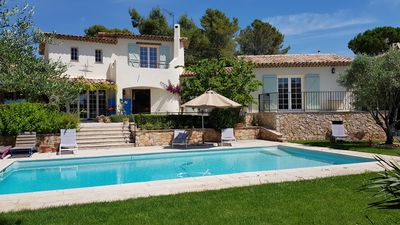 Photo for Independent suite of 25m2 with private terrace, in villa