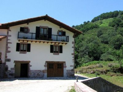 Photo for Self catering Ortxixenea for 14 people