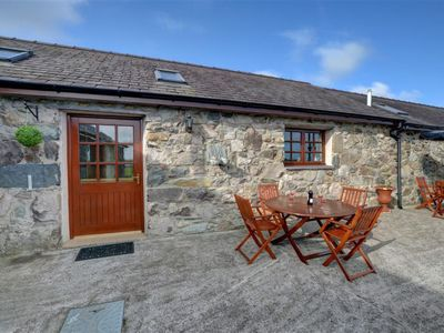 Photo for Vacation home Ffordd Fodolydd in Menai Bridge/Bangor - 4 persons, 2 bedrooms