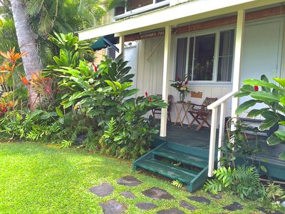 Honu Cottage w/ Private Lanai & Fenced in Yard