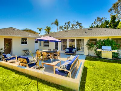 Photo for 25% OFF JUN - Beautiful Beach Cottage, Ocean Views & Large Grass Park
