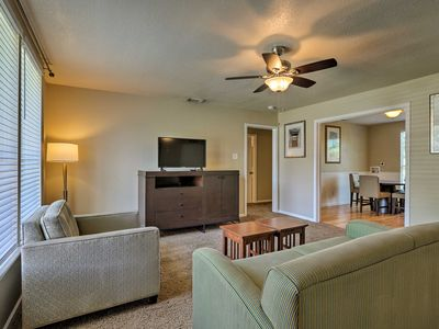 Photo for NEW! Houston Apartment 10 Mins to Downtown + By UH